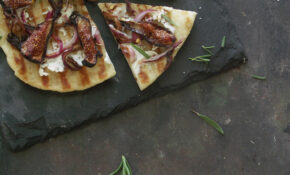 Naan Pizza With Figs 4 – Dinner Recipes Easy Indian