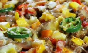 Nachos For Dinner – Healthy, Low Fat – Healthy Recipes Low Fat