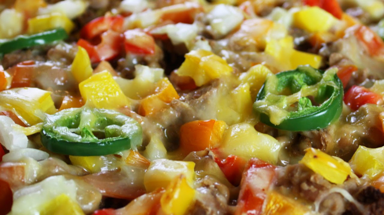 Nachos for Dinner - Healthy, Low-fat - healthy recipes low fat