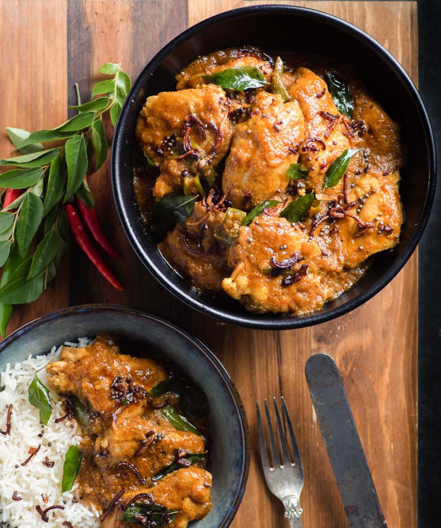 nadan chicken curry - chicken recipes south indian