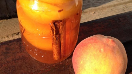 Nana's Southern Pickled Peaches Recipe - Allrecipes