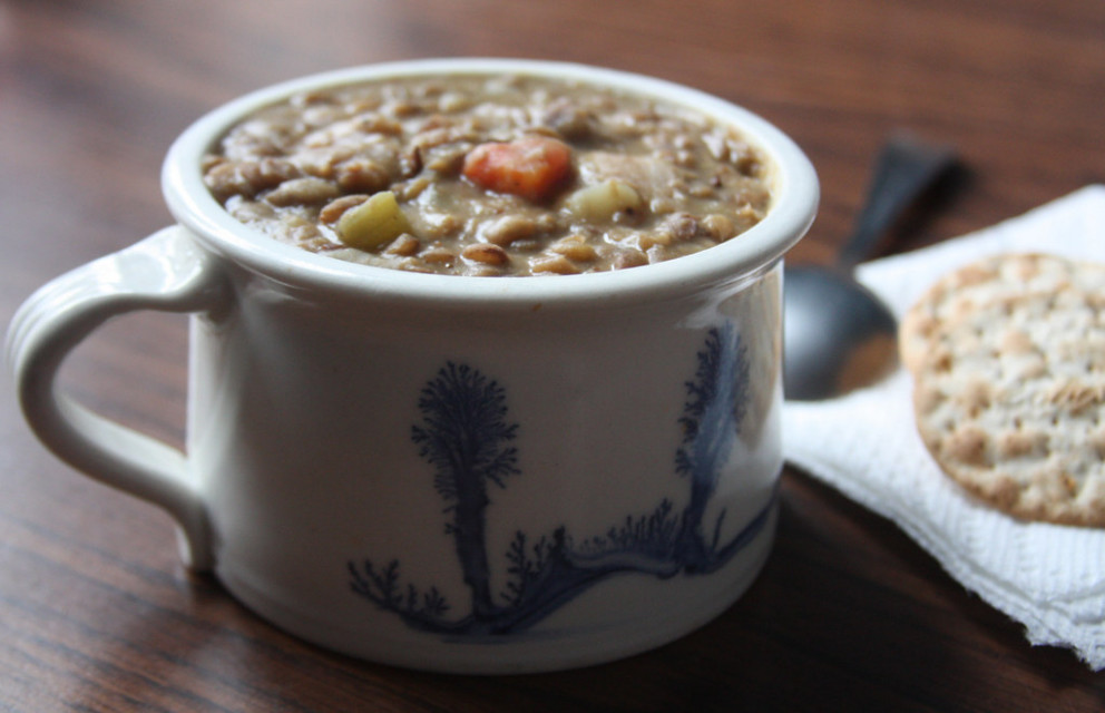 Nana's Lentil Soup - Food Recipes Easy And Cheap