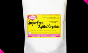 Natural Sugar Substitute: Xylitol 13