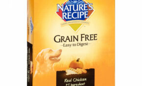 Nature's Recipe Grain Free Chicken, Sweet Potato & Pumpkin ..