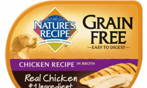 Nature's Recipe Dog Food – Recipes Dog Food