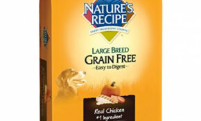 Nature's Recipe Grain Free Dry Dog Food New | EBay – Recipes Dog Food Grain Free