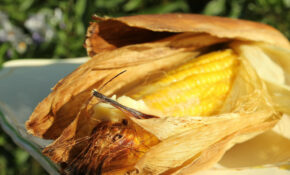Nero Wolfe's Roasted Corn In The Husk – Recipes Oven Vegetarian