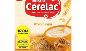 Nestle CERELAC Fortified Baby Cereal With Milk, Wheat Honey – From 15  Months, 15g BIB Pack – Baby Food Recipes 6 8 Months