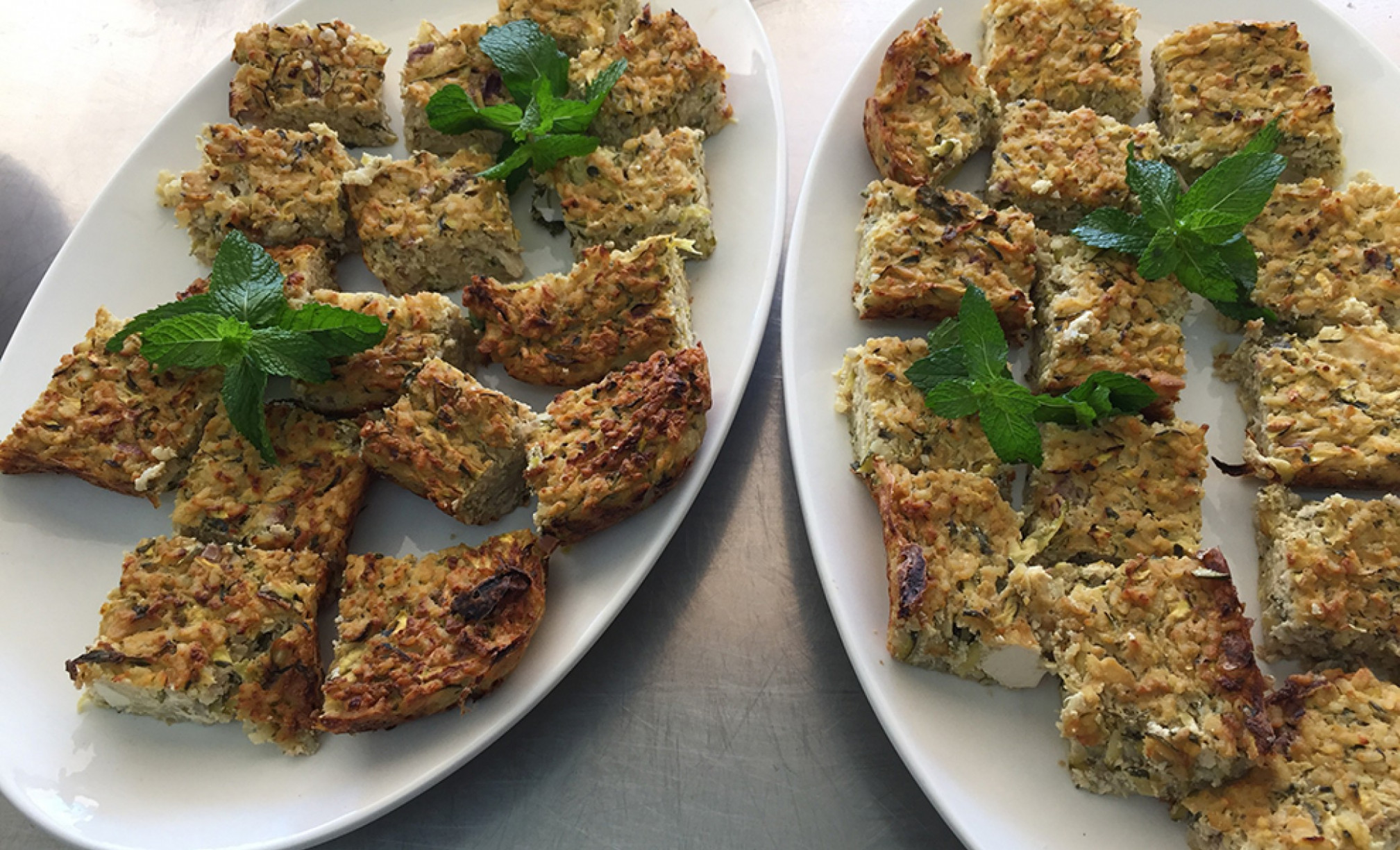 New dates and a Very Creamy Zucchini Slice Recipe (great for ..