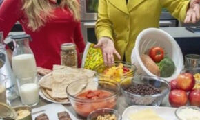 New Food Guide Addresses 'elephant' In The Room – Alcohol ..