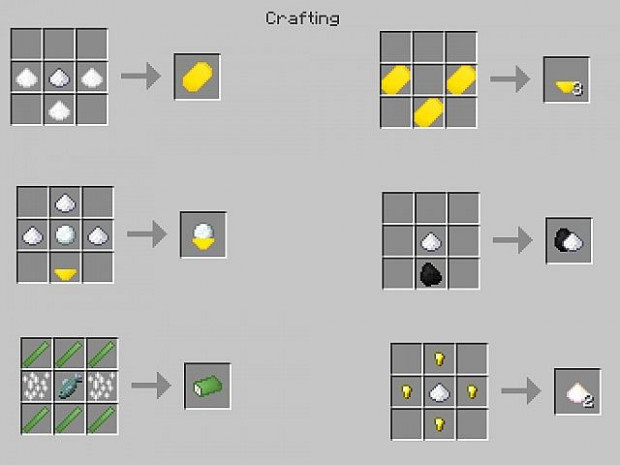 New Foods 2 Mod 1.7.10 - 9Minecraft