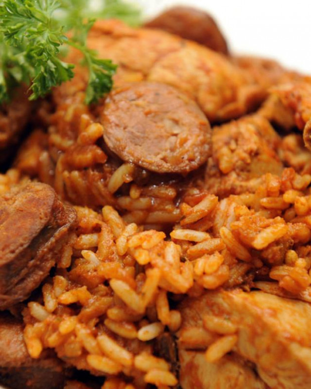 New Orleans Jambalaya Recipe - Recipes New Orleans Food