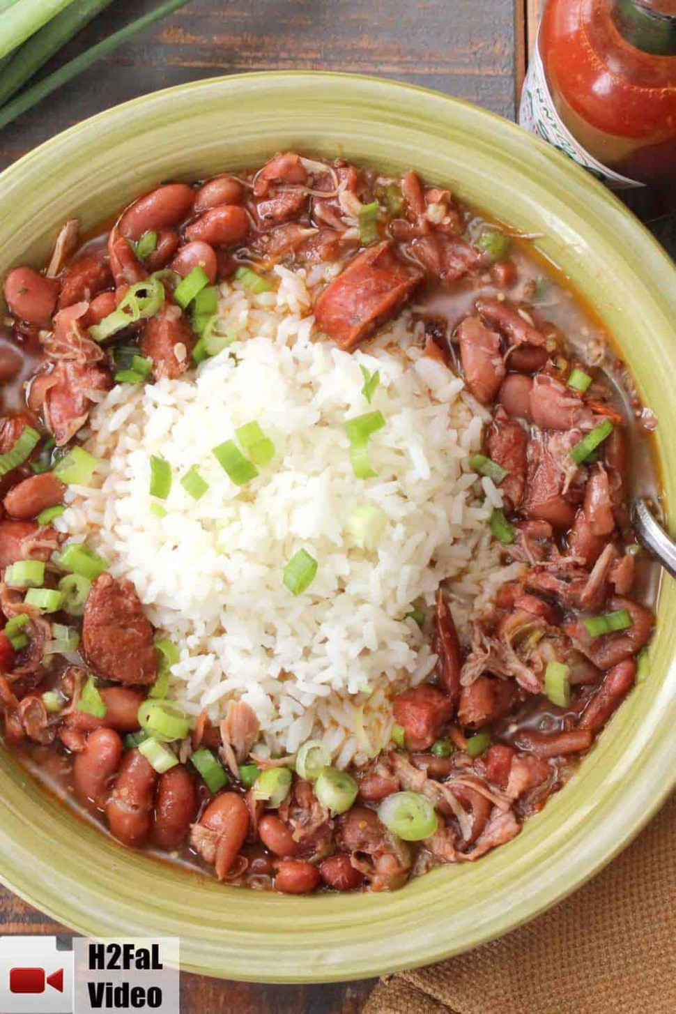 New Orleans Red Beans and Rice - recipes new orleans food