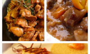 New Year's Eve And Christmas Dinner Recipes – Main Course ..
