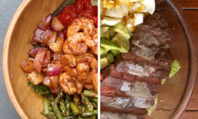 New Year, New Me: High Protein Meals | Recipes – Healthy Recipes High Protein