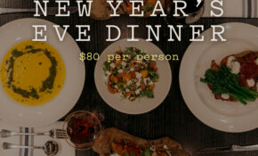 New Year's Eve Dinner At SMITH | The Forks – New Year's Eve Recipes Dinner