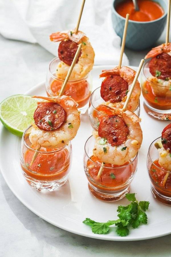 New Years Eve party food ideas – quick and easy finger ..