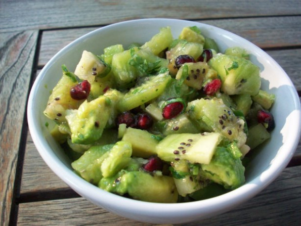New Zealand Kiwi Salsa Recipe - Food