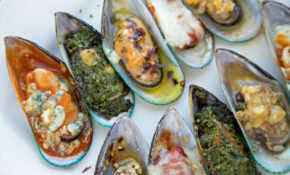 New Zealand Mussels Served 12 Ways – Food Recipes New Zealand