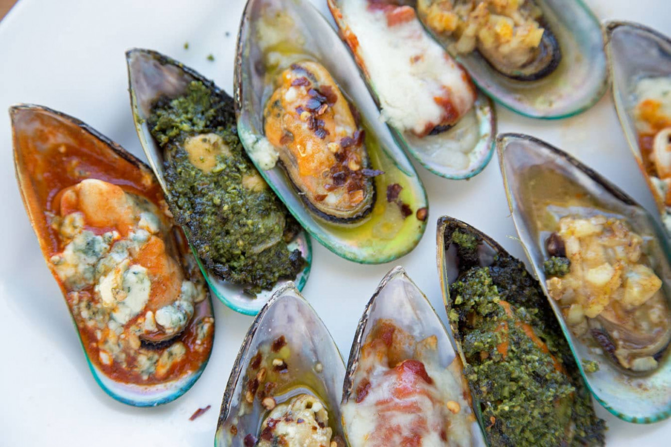 New Zealand Mussels Served 12 Ways - food recipes new zealand