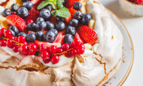 New Zealand Pavlova – Australian Food Recipes