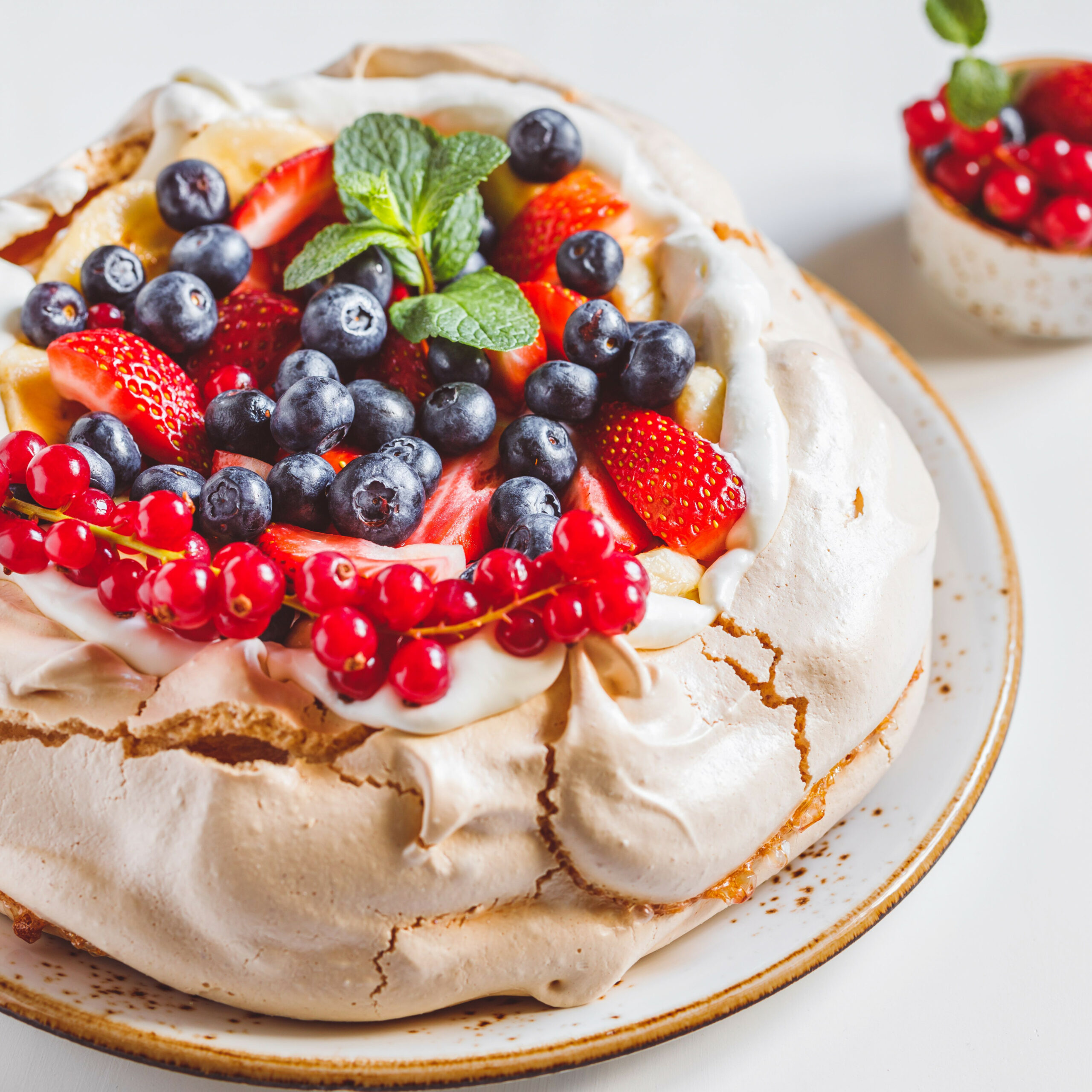 New Zealand Pavlova - australian food recipes