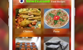 NewZealand Food Recipes For Android – APK Download – New Zealand Dinner Recipes