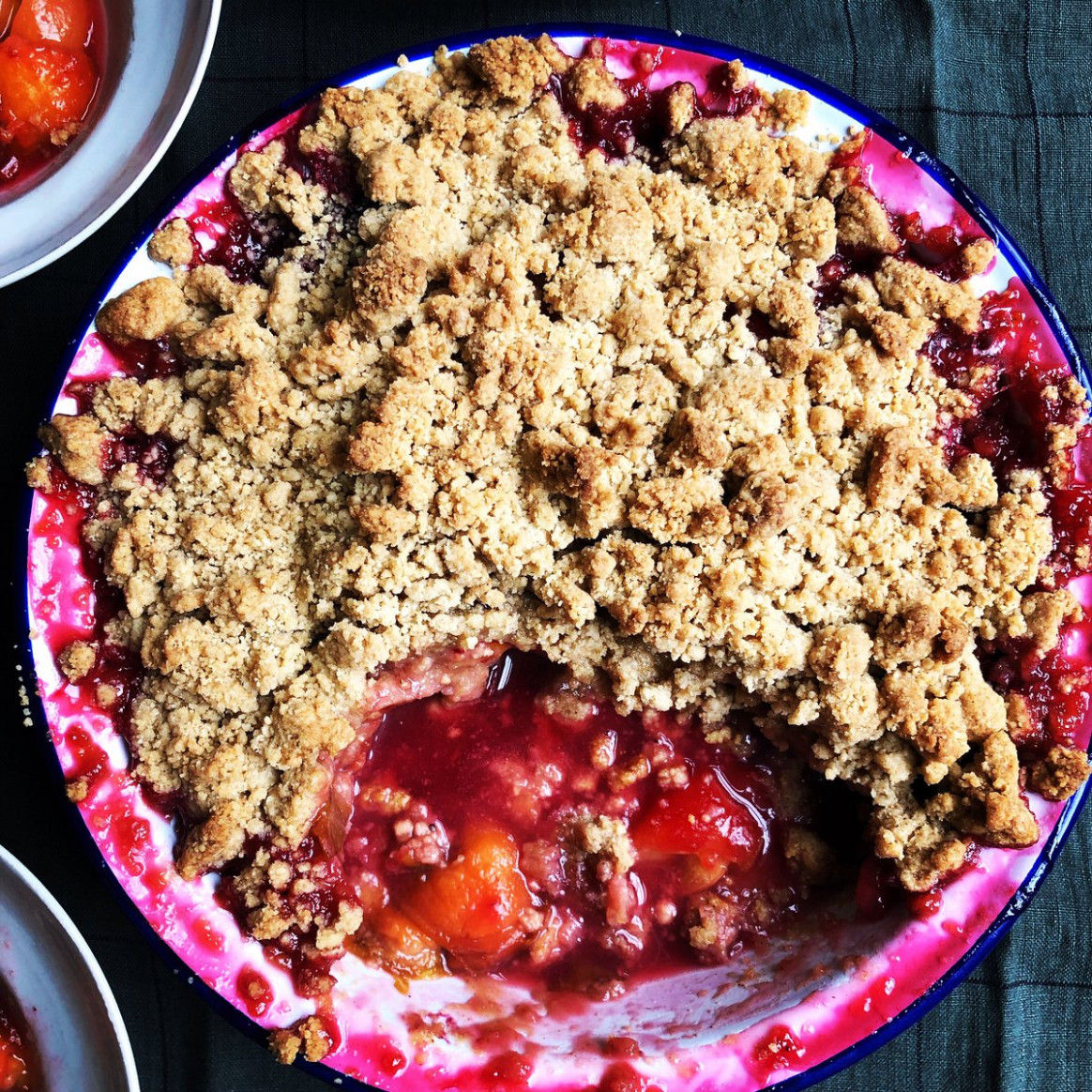 """nigel slater on Twitter: """"ICYMI. Plums with cardamom and .."""