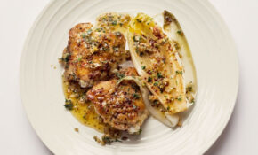 Nigel Slater's Chicken And Chicory Recipe | Desirable ..