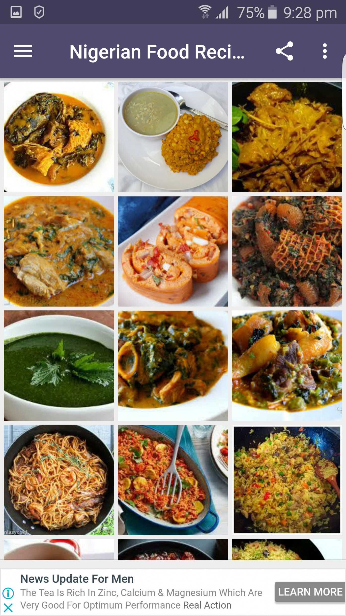 Nigerian Food Recipes for Android - APK Download - nigeria food recipes