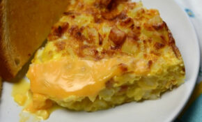 Ninja Foodi Hashbrown Casserole – Healthy Ninja Foodi Recipes