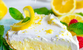 No Bake Lemon Pie – Dinner Recipes No Oven