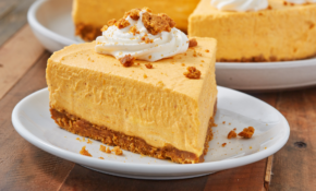 No Bake Pumpkin Cheesecake – Dinner Recipes No Oven
