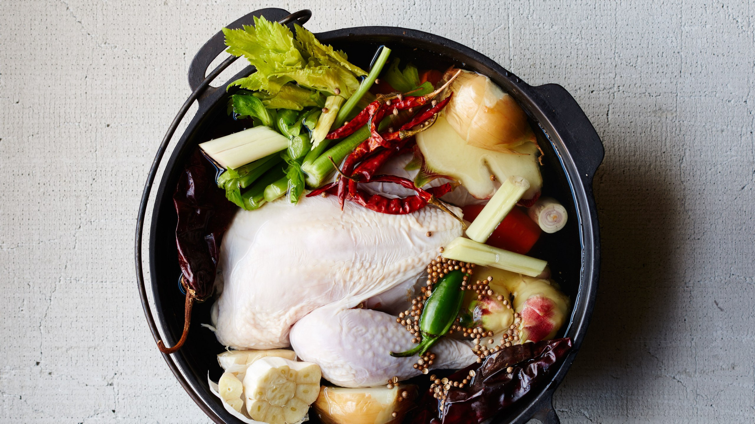 No Chicken Stock? The Best Substitute Is Actually Free | Bon ..