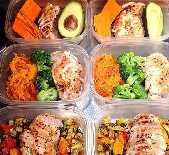 No slacking when it comes to eating on the go. Prepare ..