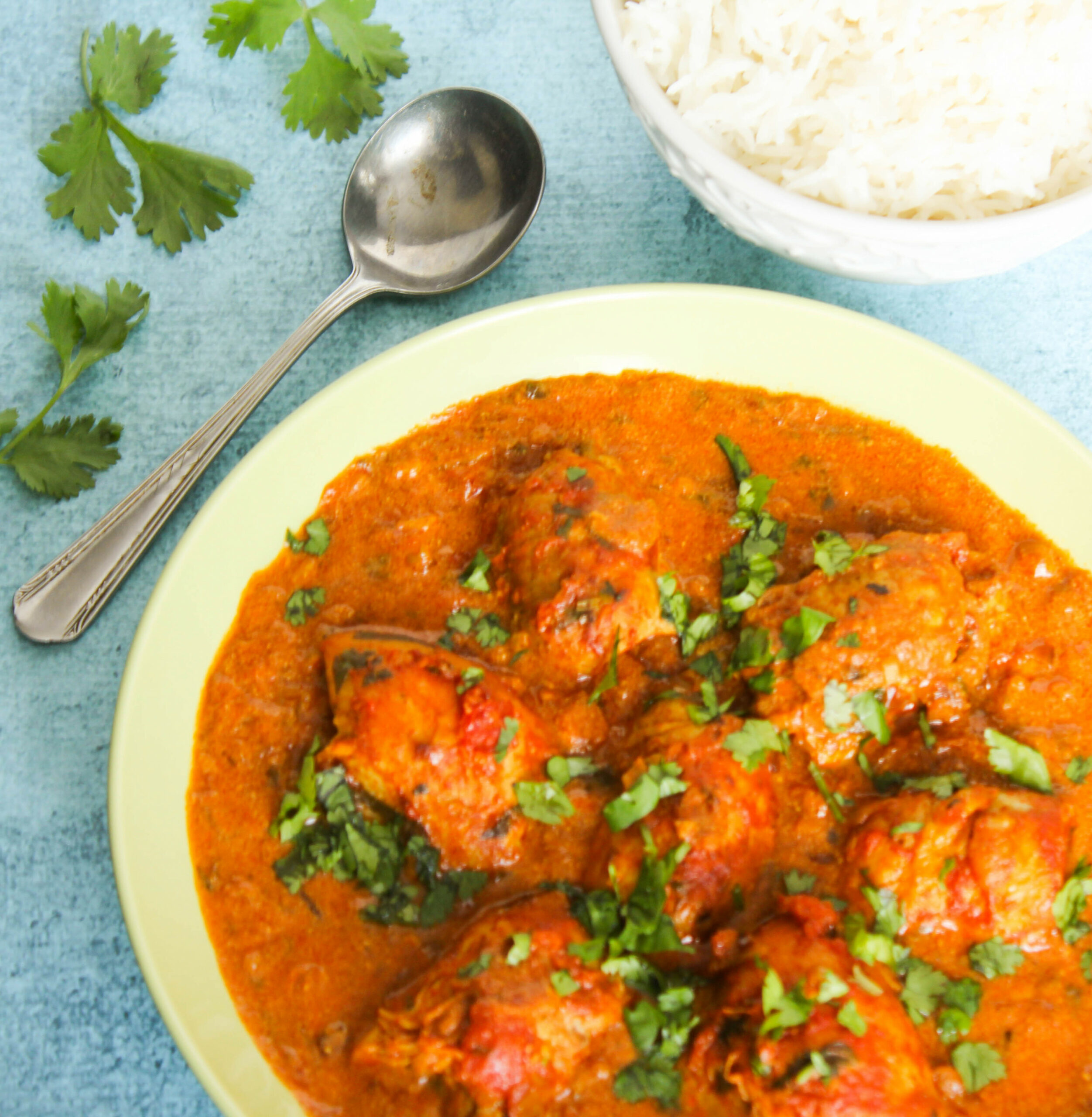 North Indian Chicken Curry - Valerie's Keepers - recipes of chicken curry