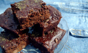 Not Pot Brownies (b 0021) – Recipes Vegetarian Mexican Food