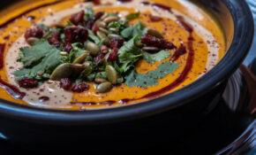 Not Pumpkin Spice – Healthy Recipes With Mushrooms