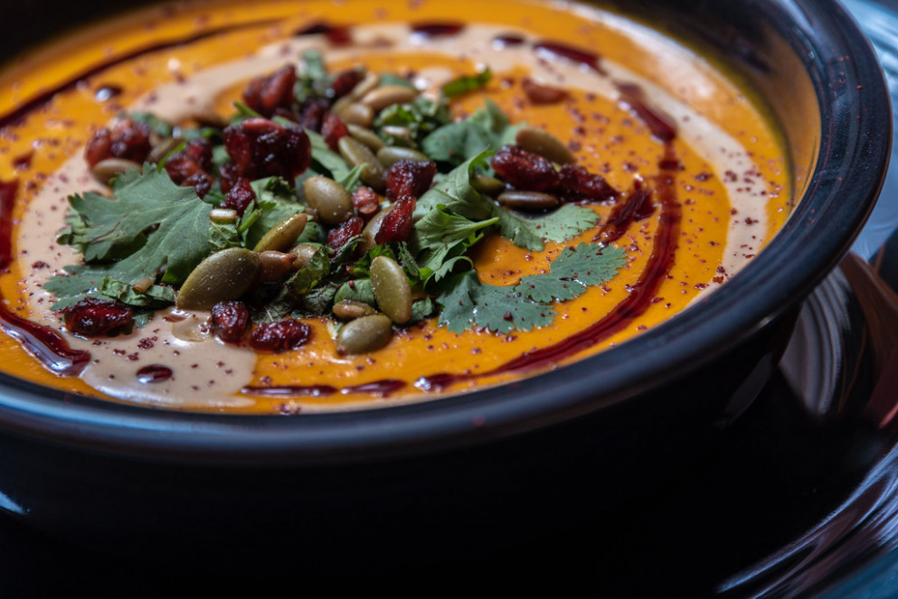Not Pumpkin Spice - healthy recipes with mushrooms