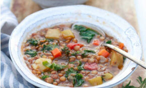Nourishing Instant Pot Vegetable Soup Recipes – Two Healthy ..