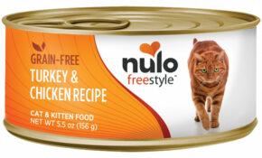 Nulo Freestyle Cat & Kitten Turkey & Chicken Recipe Canned Cat Food – Recipes Cat Food