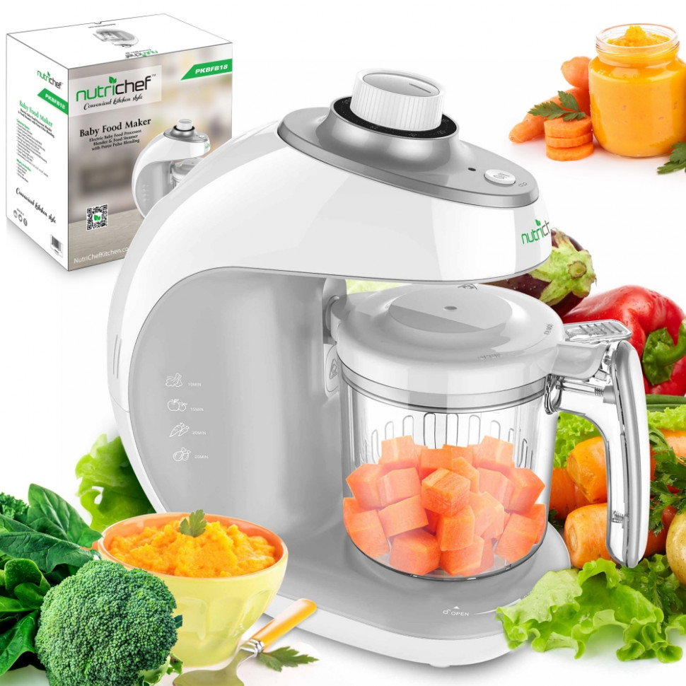 NutriChef - PKBFB18 - Kitchen & Cooking - Blenders & Food ..