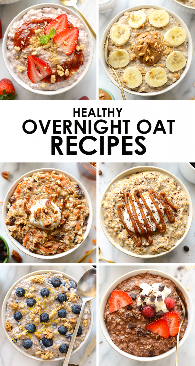 Nutrition-Packed Oatmeal Recipes - Fit Foodie Finds - oat recipes dinner