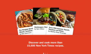 NYT Cooking – Recipes From The New York Times Design ..