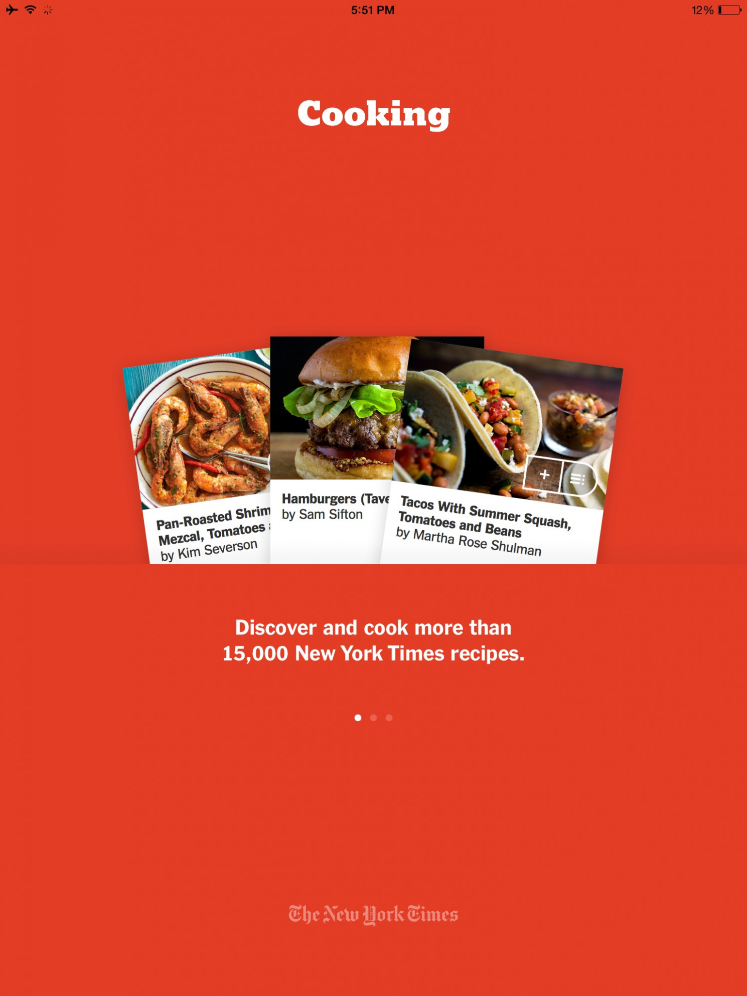 NYT Cooking - Recipes from The New York Times Design ..