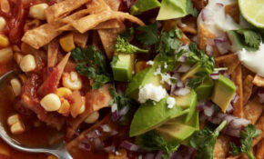 NYT Cooking: This Vegetarian Version Of Tortilla Soup Is No ..
