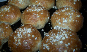 Oat And Wholemeal Soft Dinner Rolls – Food Recipes English