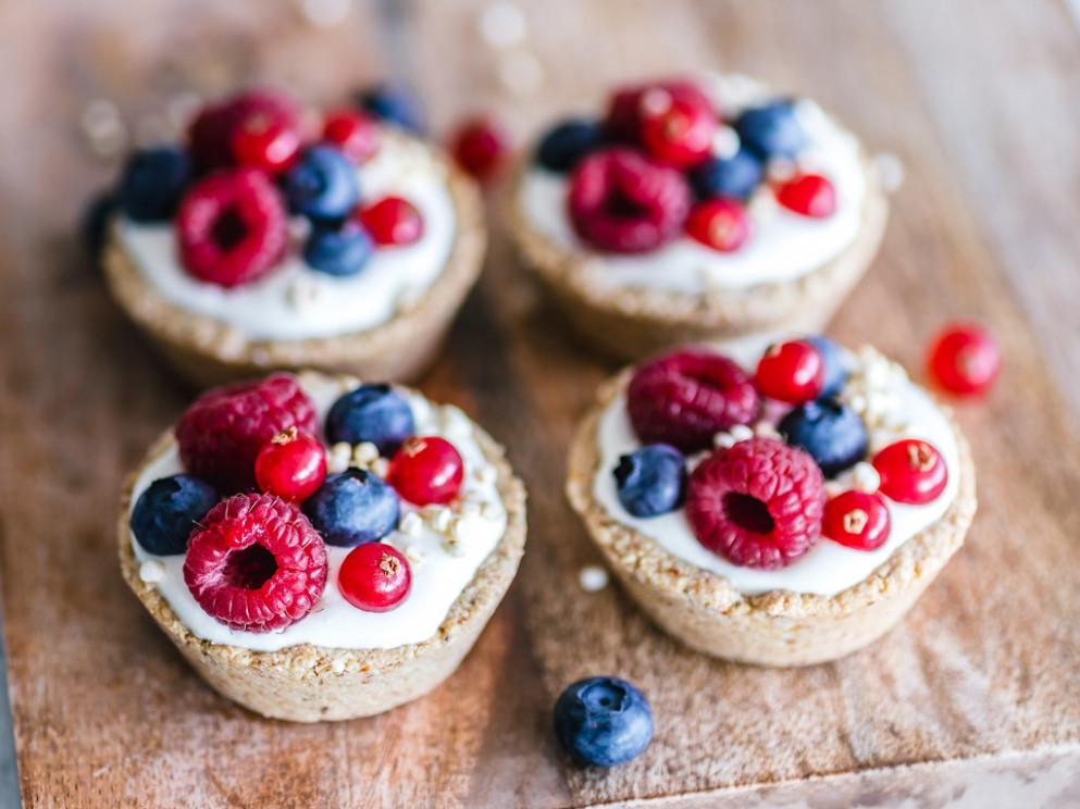 Oat Berry Cups - Recipes For Healthy Breakfast