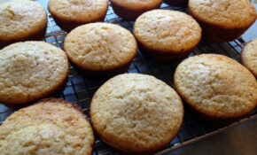Oatbran Muffins – Healthy Recipes Muffins