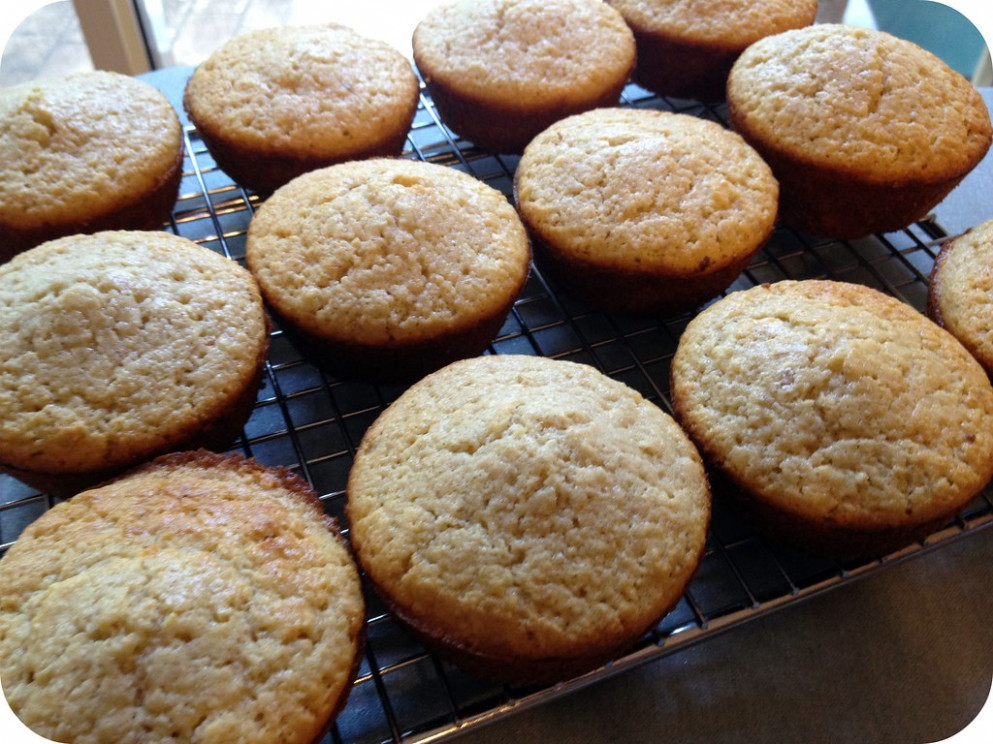 Oatbran Muffins - healthy recipes muffins
